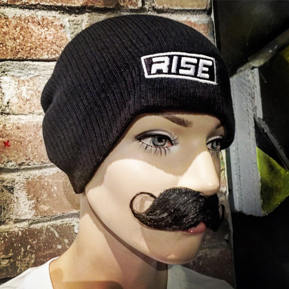 Sadly it doesn't come with Bernice... or her moustache.    You can get yours here.