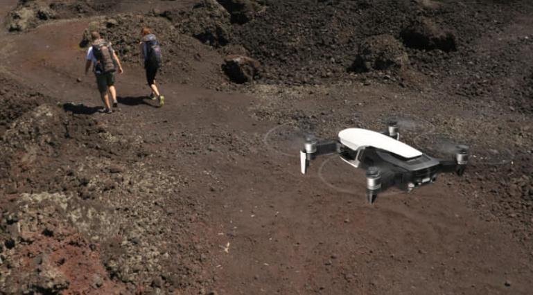 The Mavic Drone