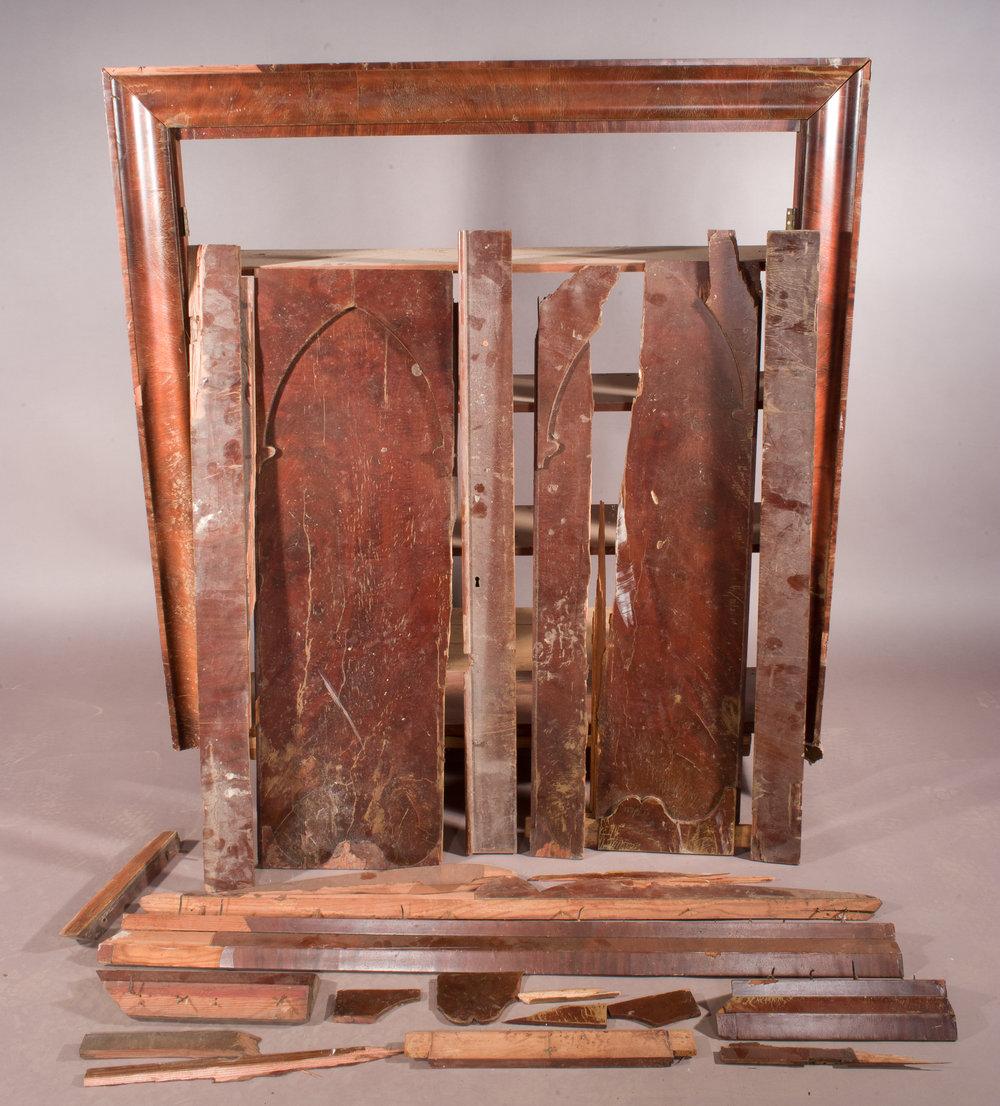 AL-DeskandBookcase-01-Before