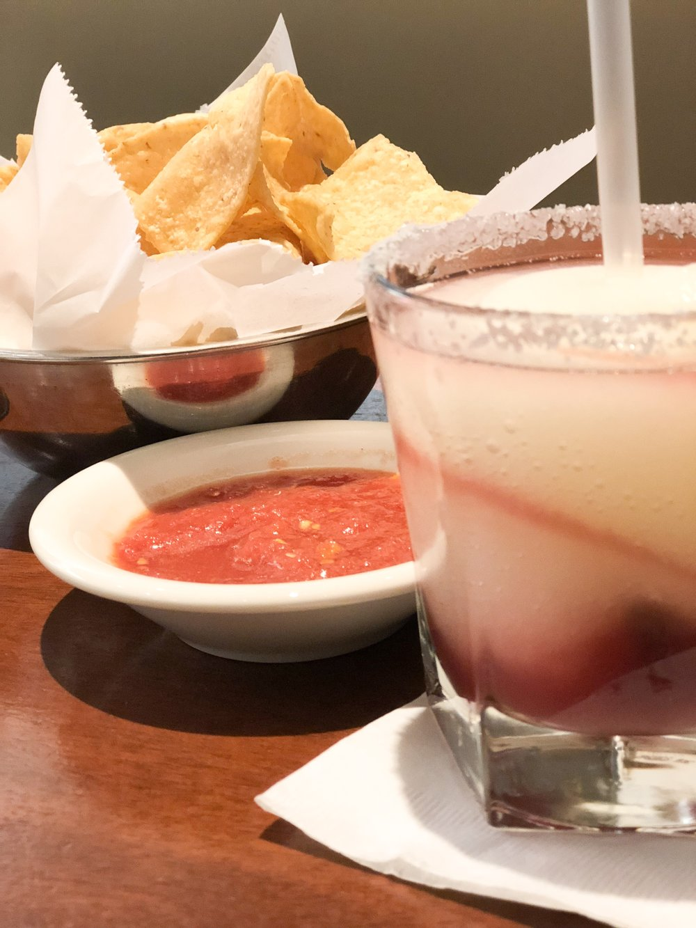 Cheers to chips and salsa and mambo taxis!