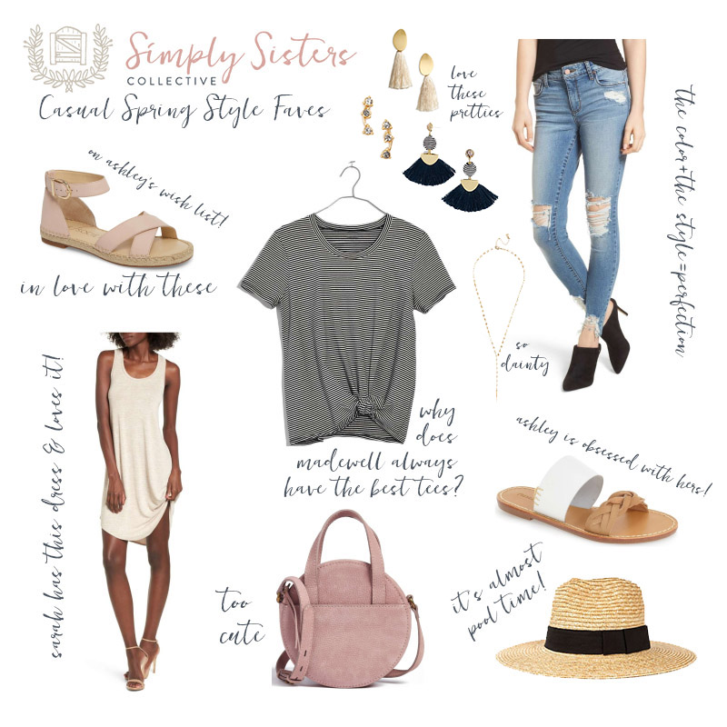 Casual Spring Faves SSCo