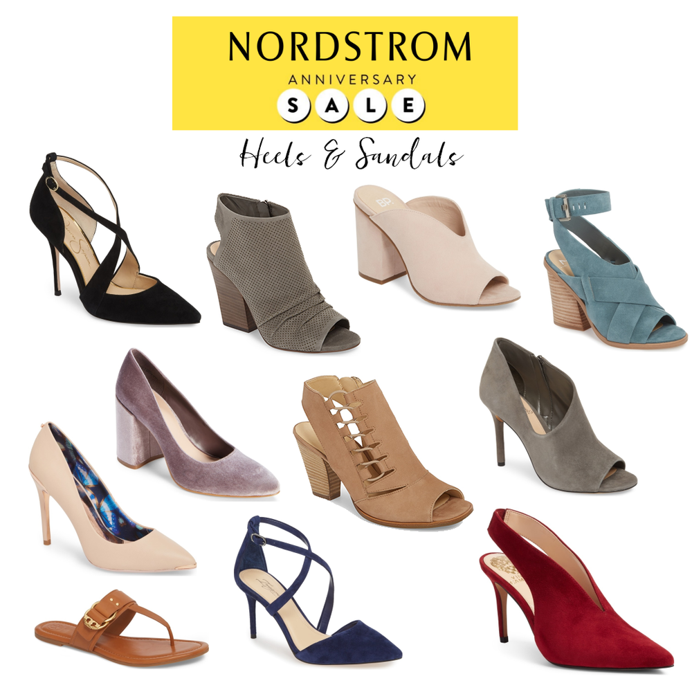 Nordstrom Anniversary Sale Heels and Sandals.png
