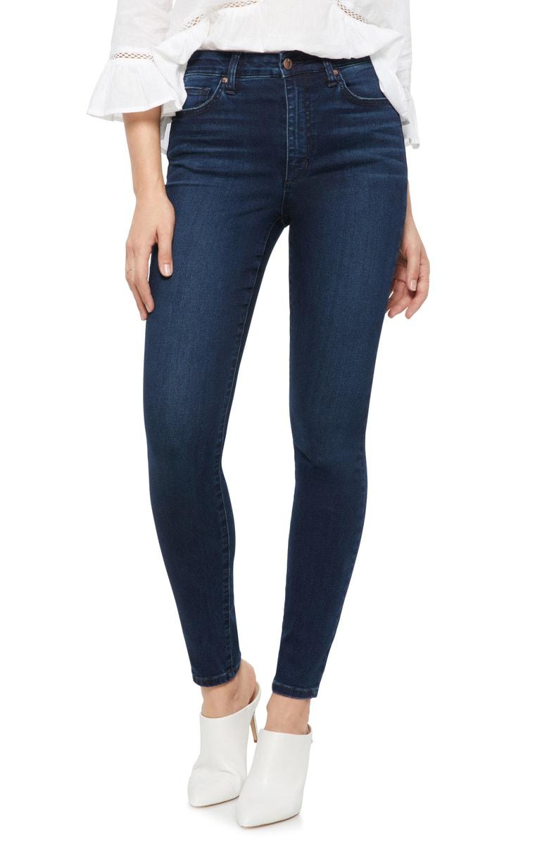 Hoe's Charlie High Rise Skinny Jeans.jpg