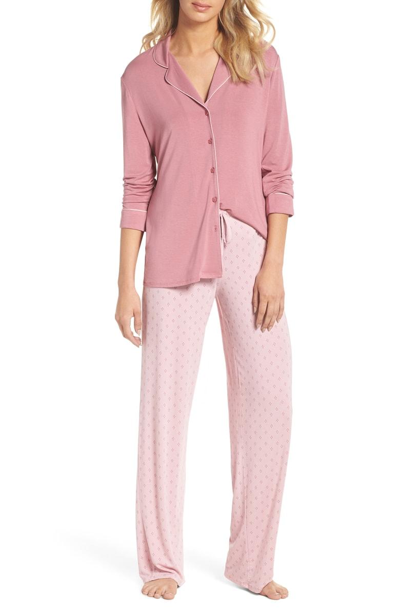 Nordstrom Lingerie Moonlight Pajamas.jpg