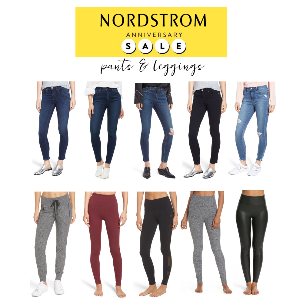 Nordstrom Anniversary Sale Pants and Leggings.png