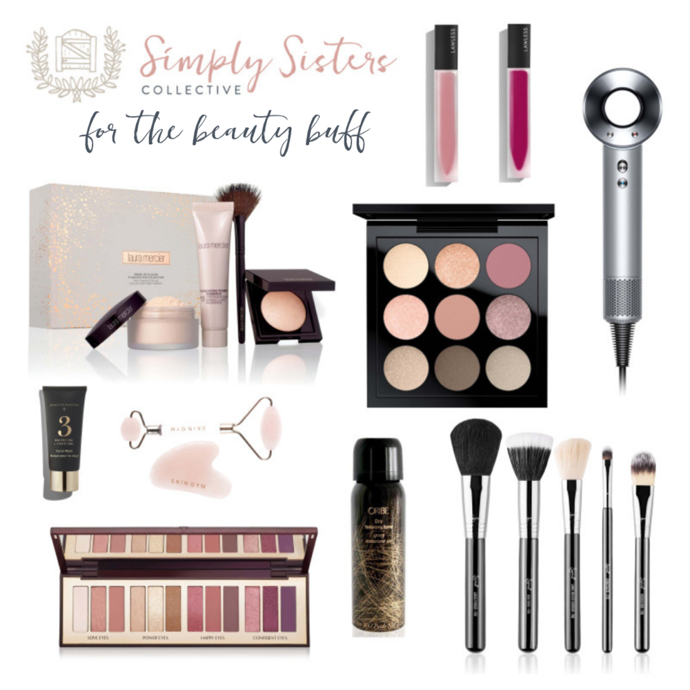Simply Sisters Co 2018 Holiday Gift Guide Beauty Buff.png