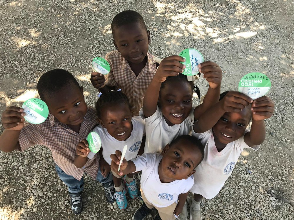 GIVING BACK - Every bag of OolaTea purchased provides one meal to a child in need.