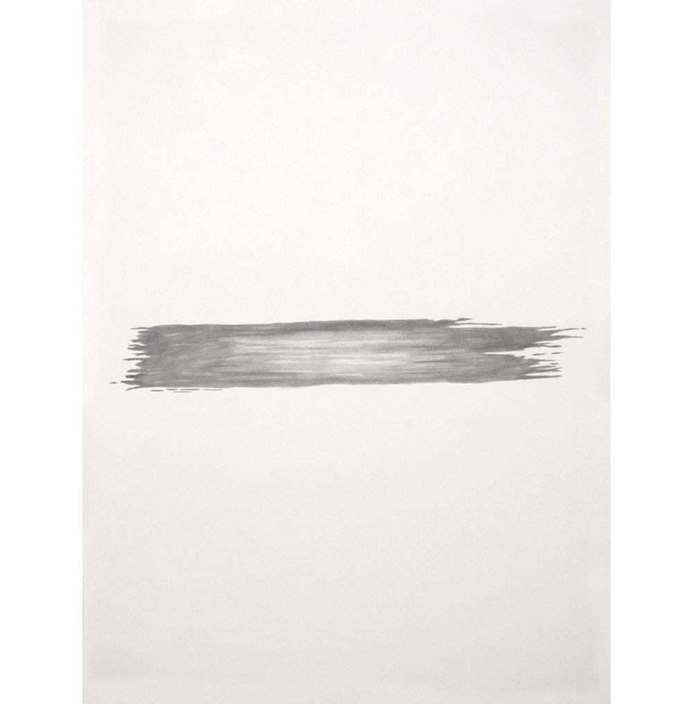 "Lexicon 3, 2013, graphite on paper, 24"" x 18"""