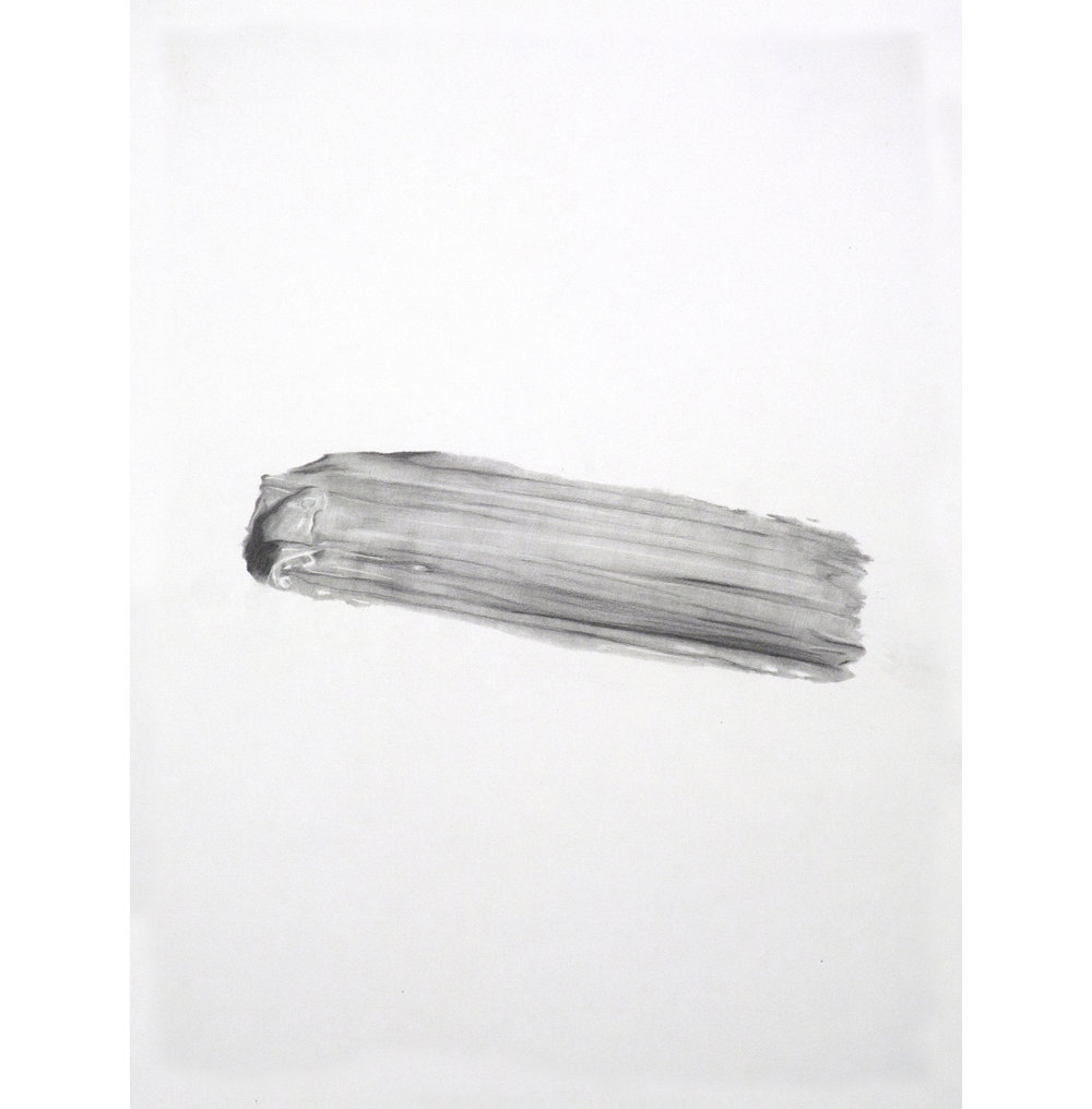 "Lexicon 20, 2013, graphite on paper, 24"" x 18"""
