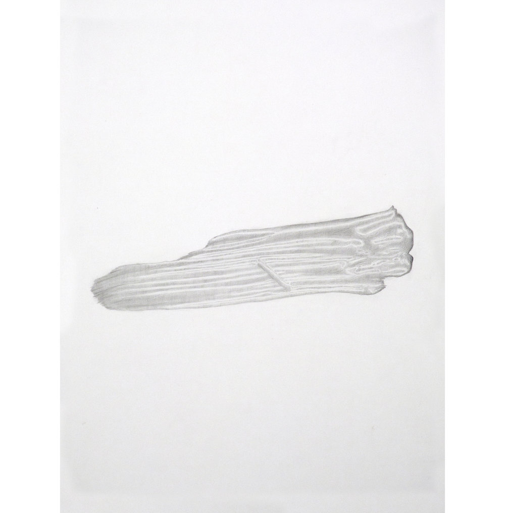 "Lexicon 26, 2013, graphite on paper, 24"" x 18"""