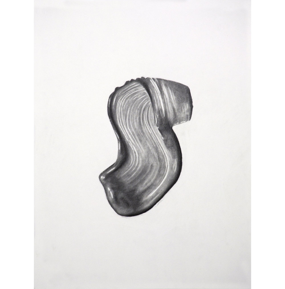 "Lexicon 29, 2013, graphite on paper, 24"" x 18"""