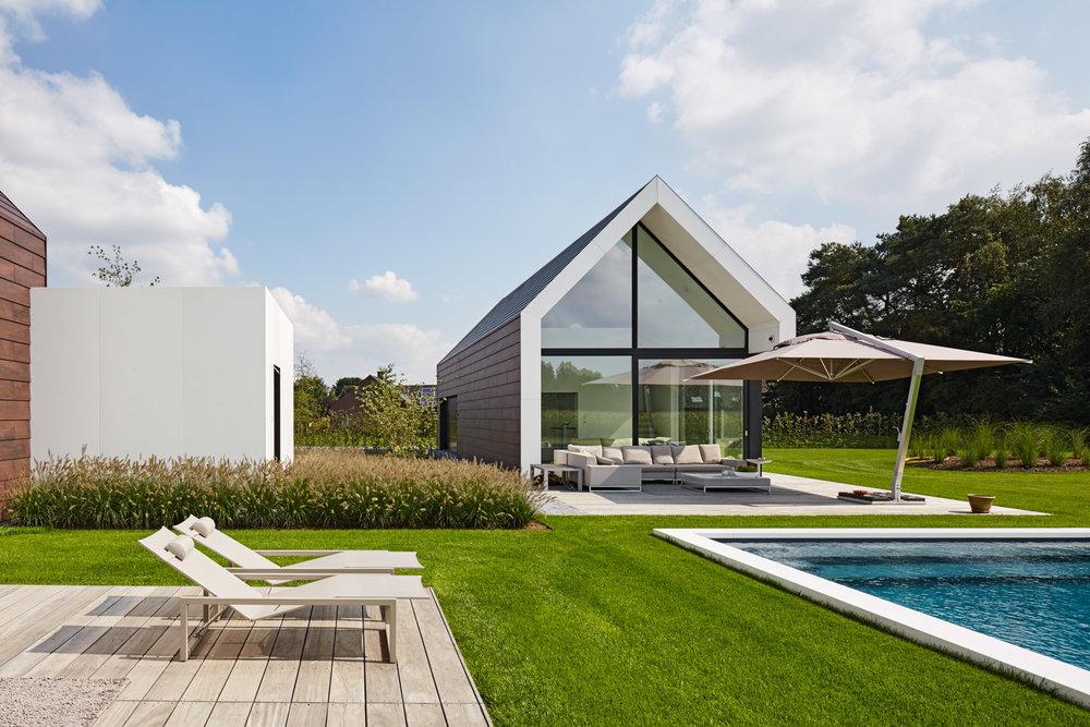 Balen | Poolhouse met terras en zwembad