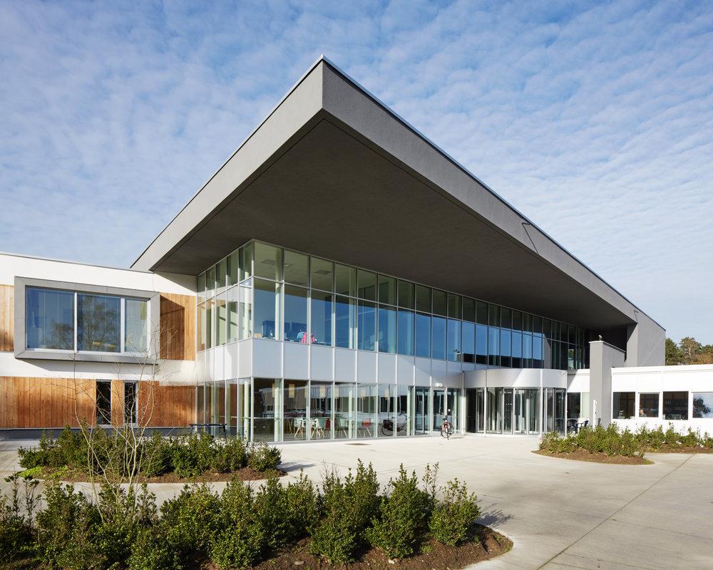 Herentals | Exterieur van woonzorgcentrum