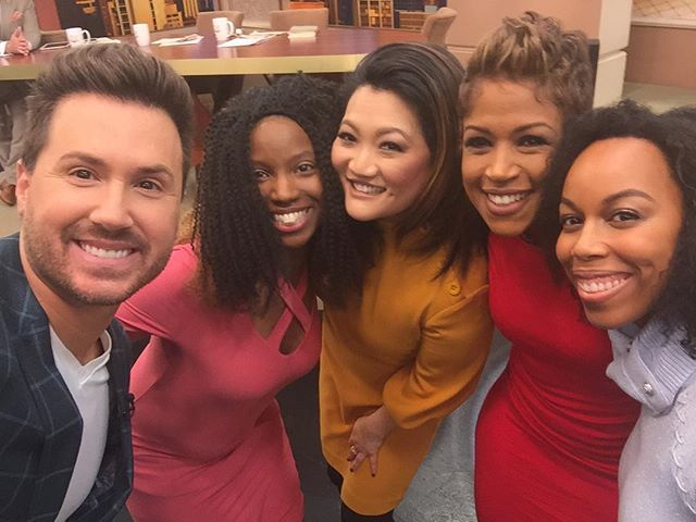 Us and the gang! #windycitylive #wcl #chicago