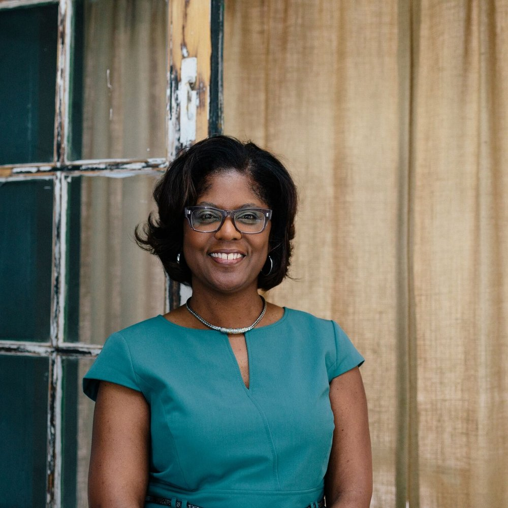 Pam Lewis, Director of the New Economy Initiative -