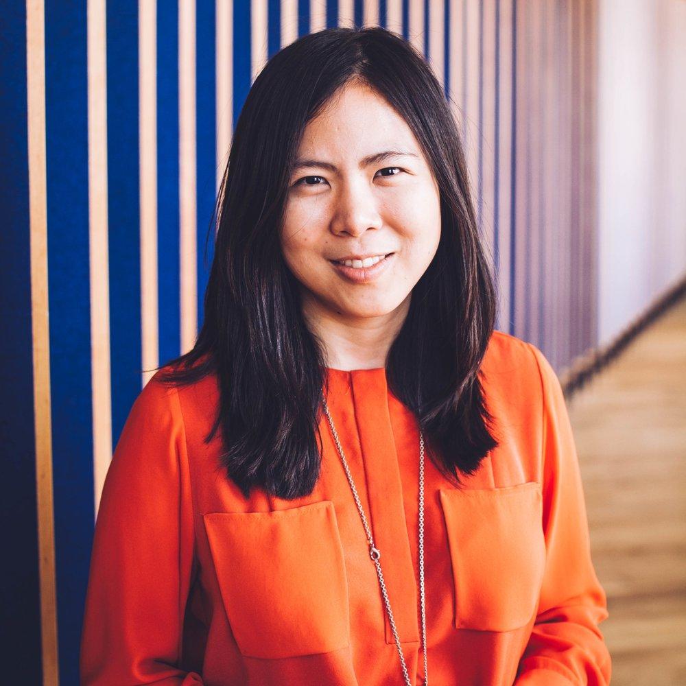 Monica Kang, Founder & CEO InnovatorsBox -