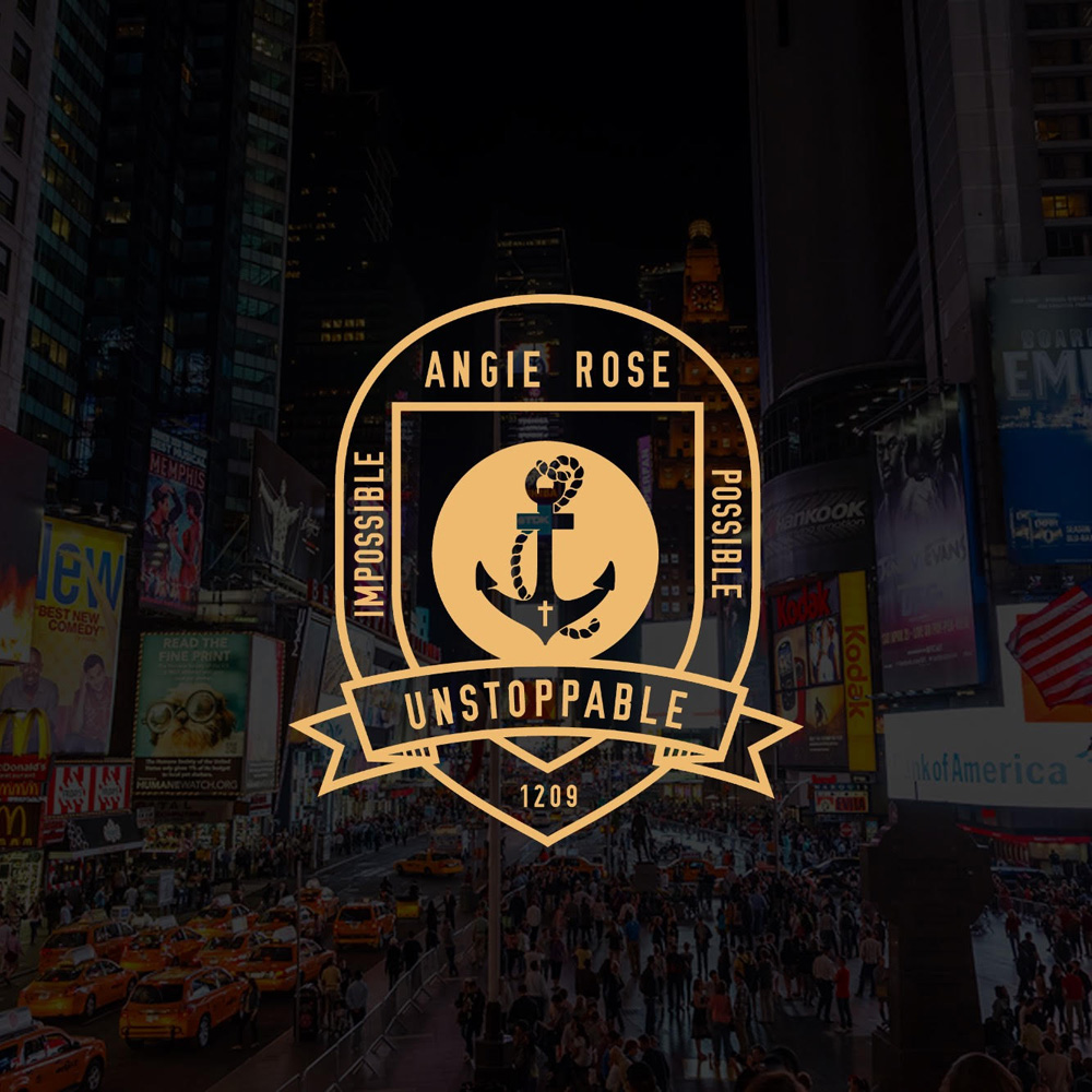 Unstoppable (SINGLE) by Angie Rose