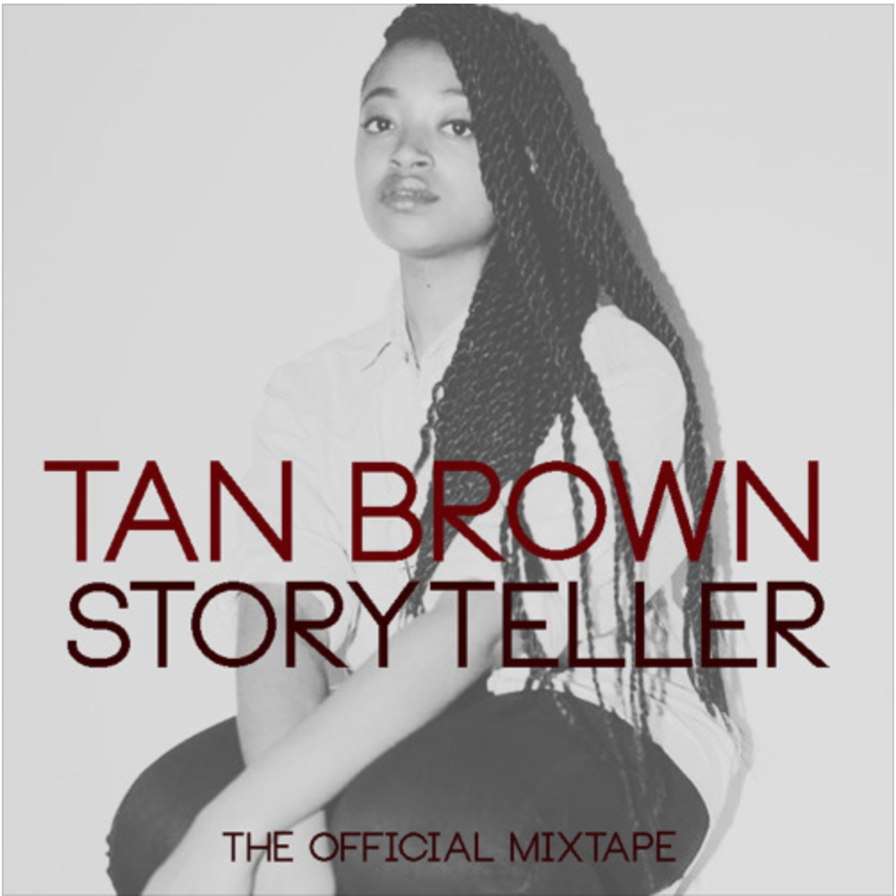 Story Teller By Tan Brown