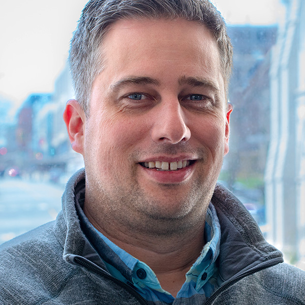 Jesse Rodgers, CEO of Volta (Halifax)