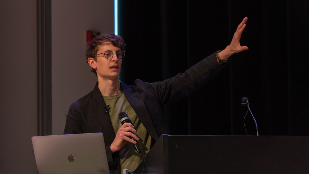 Matthew Claudel, Cambridge - Matthew Claudel identifies a troubling trend; while technological innovation is fast changing our cities and society, it has a tendency to exacerbate inequalities and be at odds with the objectives of civic institutions.