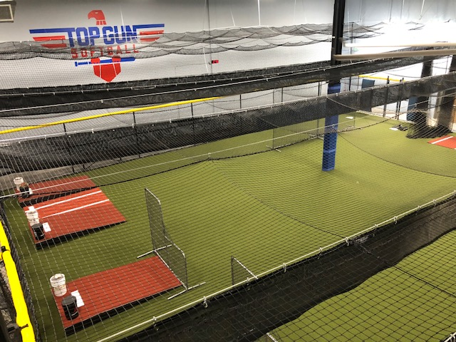 Come experience the Top Gun Baseball and Softball training difference!