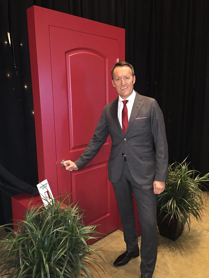 mike and red door.jpg