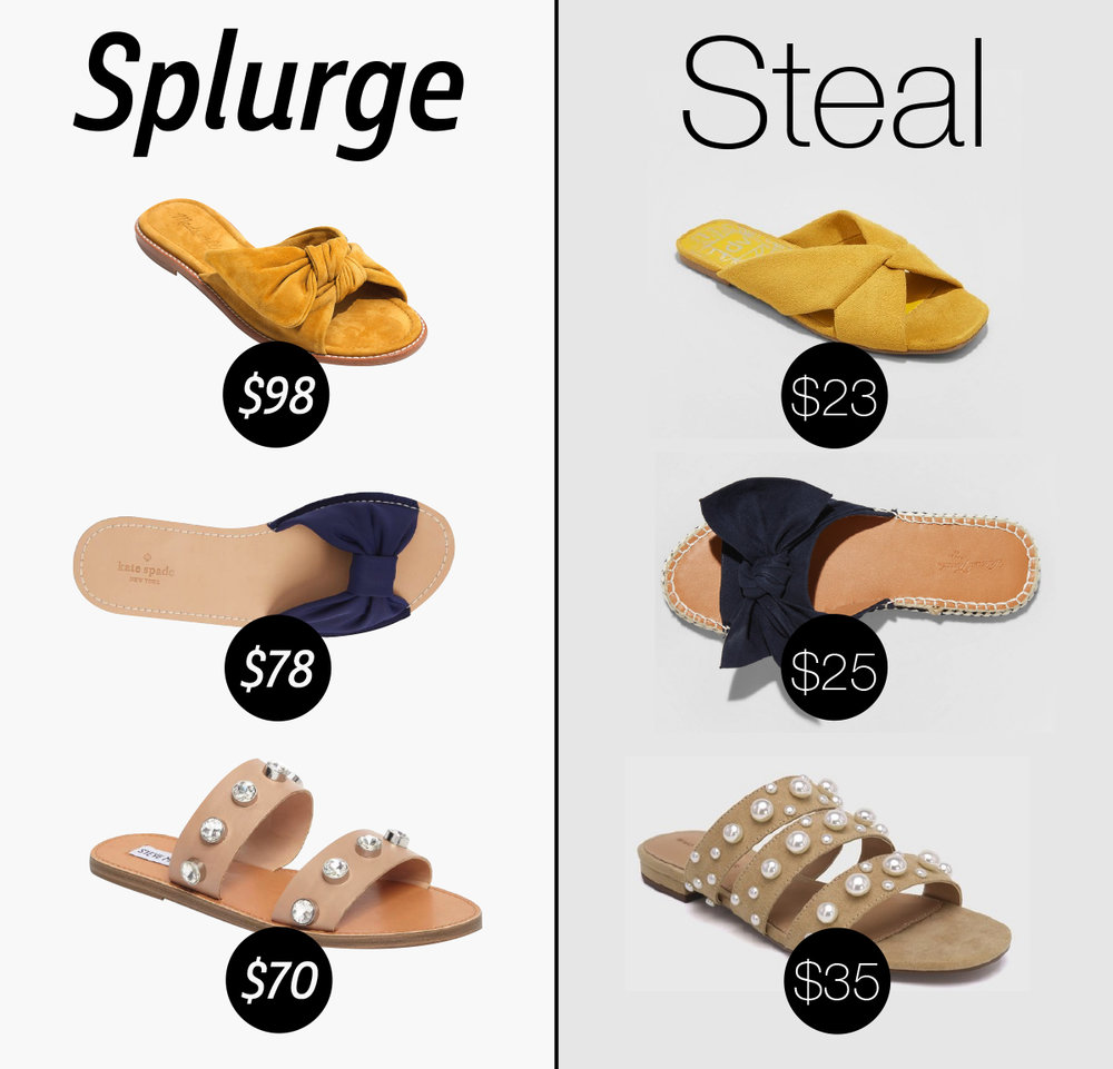 2019 year look- Finds day mothers splurge vs steal