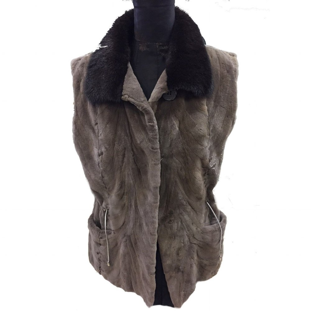 Georgios collections  - Booth 260Look luxurious & keep warm with world class furs. You'll love our fine selection of coats, jackets, vests, capes, stoles, shawls, blankets and accessories backed by four generations of Master Furriers.Family owned and operated from Anchorage, Alaska.We stand behind all of our products.