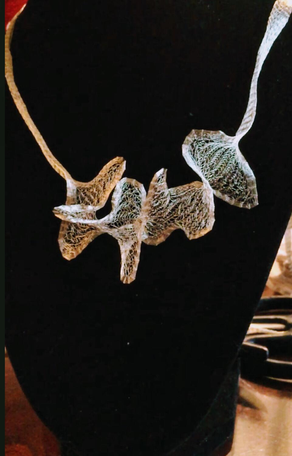 Titanium Wire Mesh Example