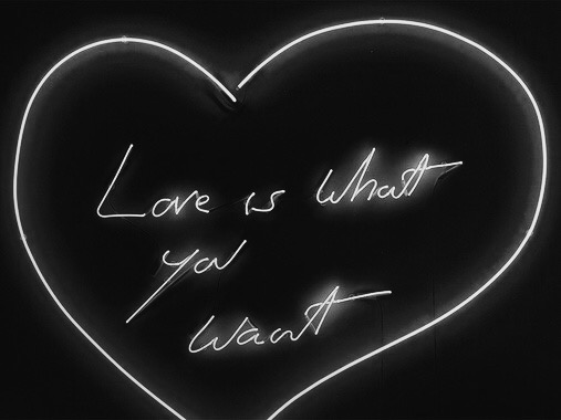 image of artwork by Tracey Emin