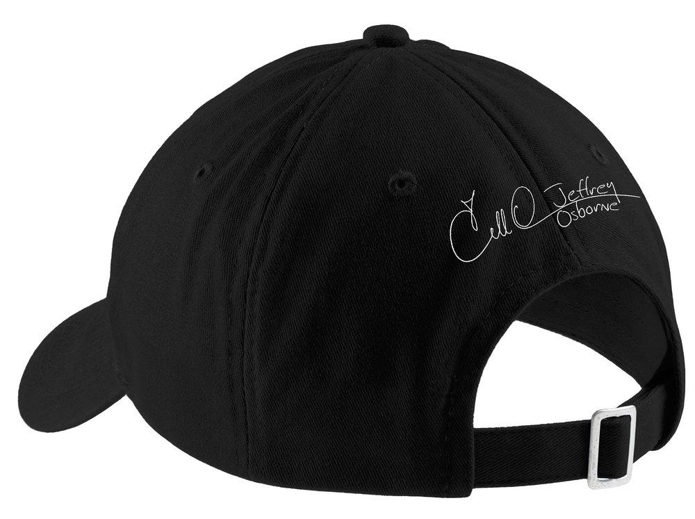 Old School Hat — JEFFREY OSBORNE 931f6688fb1