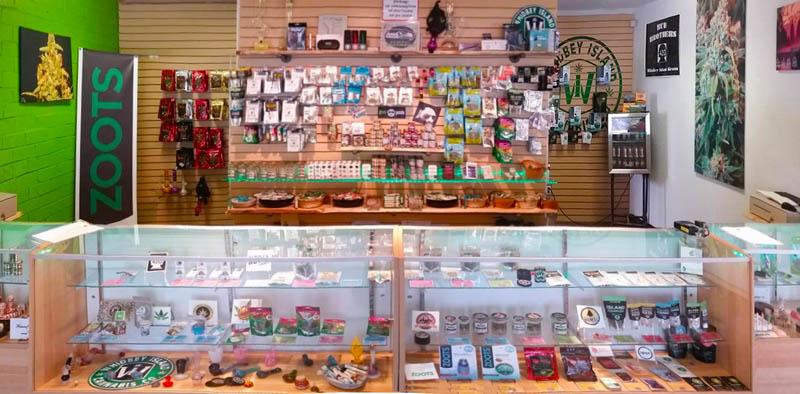 Whidbey Island Cannabis Co. -