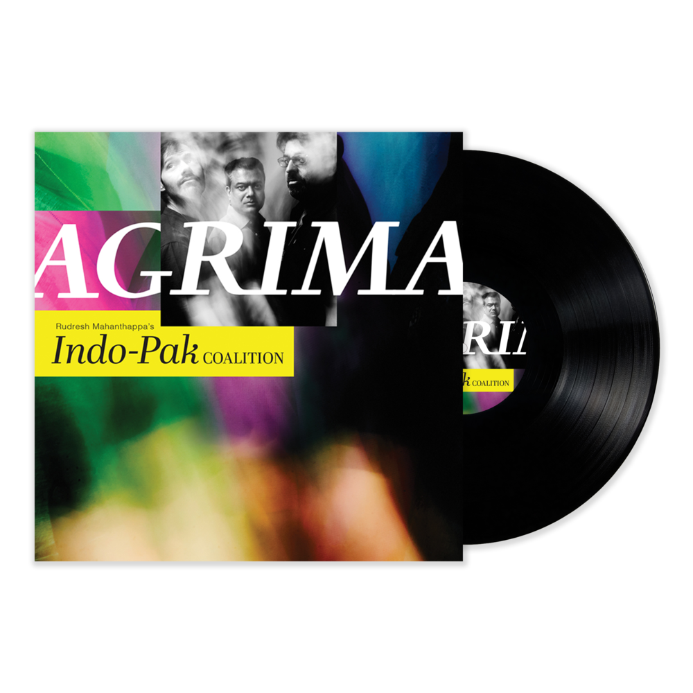 52421d5b77c Limited Edition Agrima Deluxe Vinyl (180 Gram Double LP) — Rudresh ...
