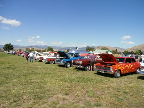 Car Truck Trailer Show Missoula Fairgrounds - Show car trailer