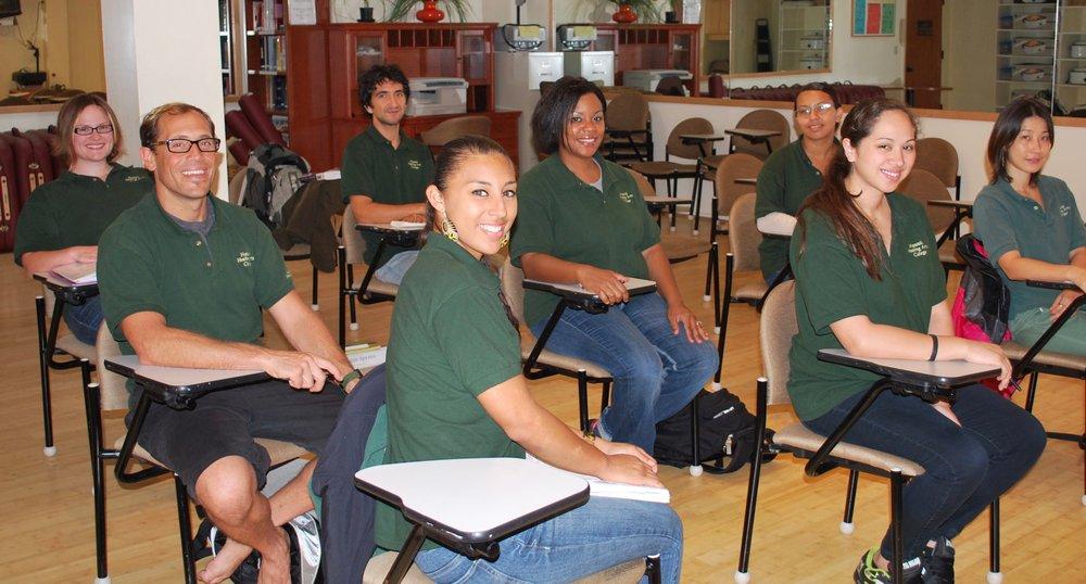 Professional Certification Schedule Hawaii Healing Arts College