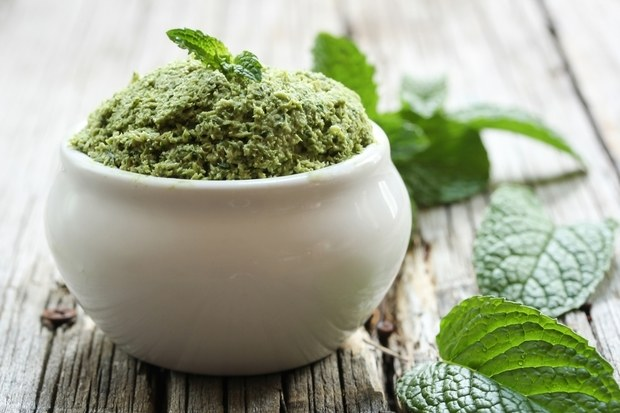 Mint chutney can enhance the flavor of entrees and sides, like roasted vegetables and Indian food, or be used to as a condiment for flatbread. It can be stored in your refrigerator for up to a week.