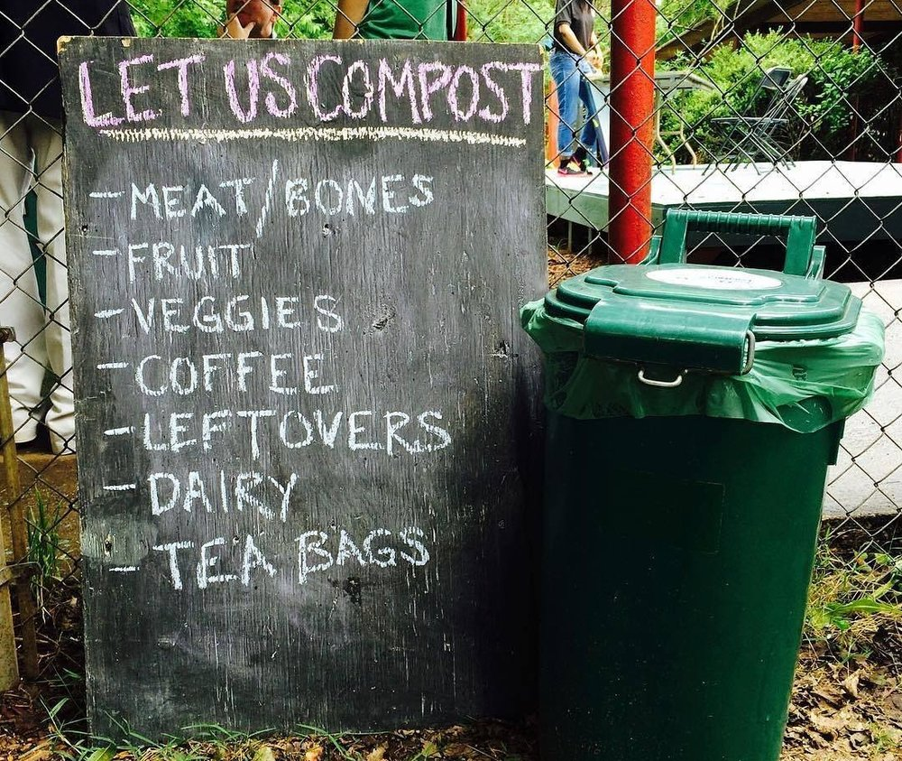 Like CompostNow, Let Us Compost accepts meat, bones and other food waste in their facilities. Photo from  Let Us Compost