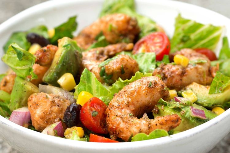 New Wave Foods plant-based shrimp had seafood lovers convinced it was the real thing in taste tests.  Photo source .