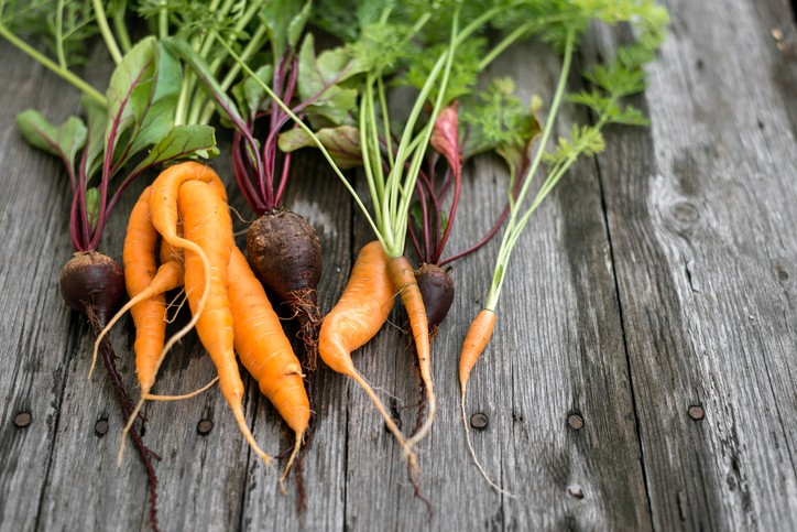Make room on your plate for ugly veggies. It's an easy and delicious way to fight waste.  Source.
