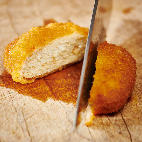 Can A Chicken Nugget Revolutionize Eating Stone Pier Press