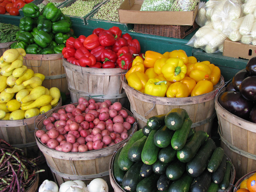 Customers love the healthy dishes they make with locally grown produce, but the necessary mark-up in price is more than many can afford..   Image Source