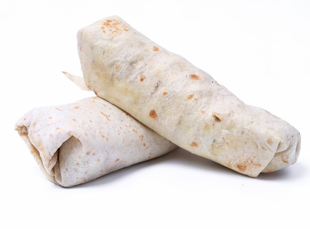 Burritos - Chicken, Rice & Beans, &4 Cheese (24 pk) -