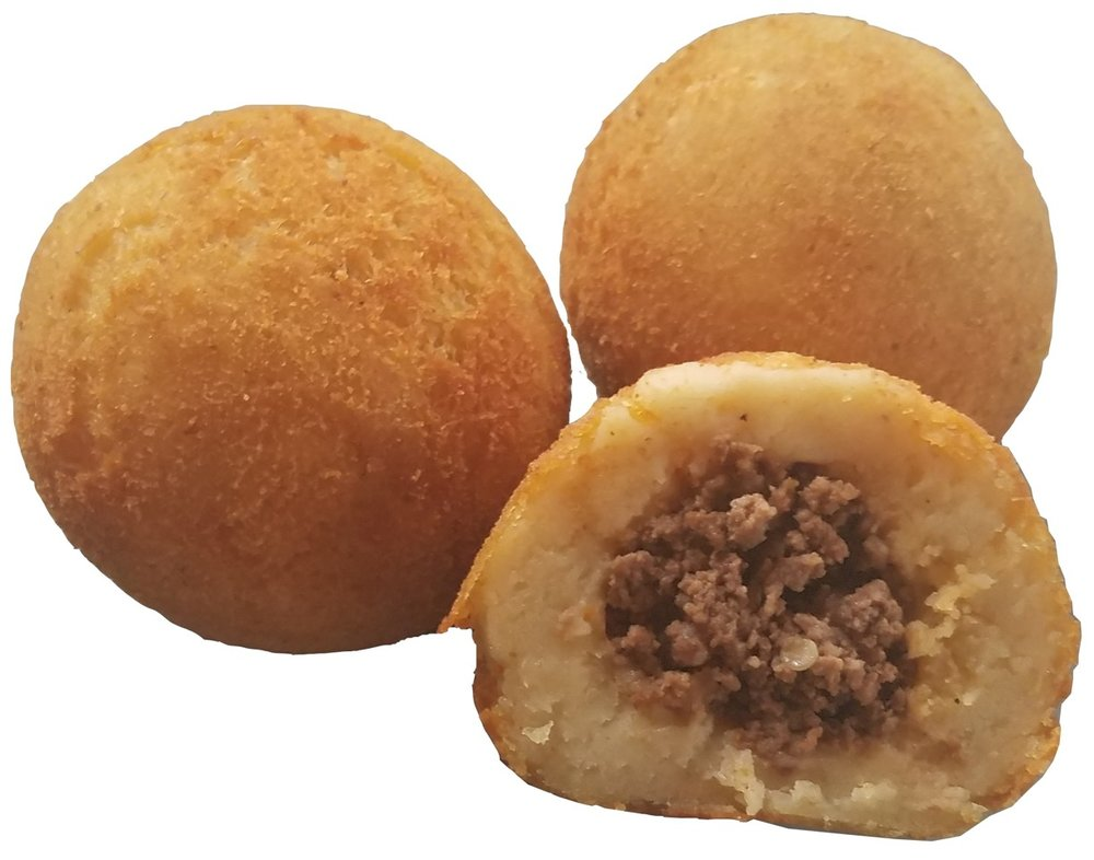 Mini Potato Ball - Beef filling   (48 pk) -