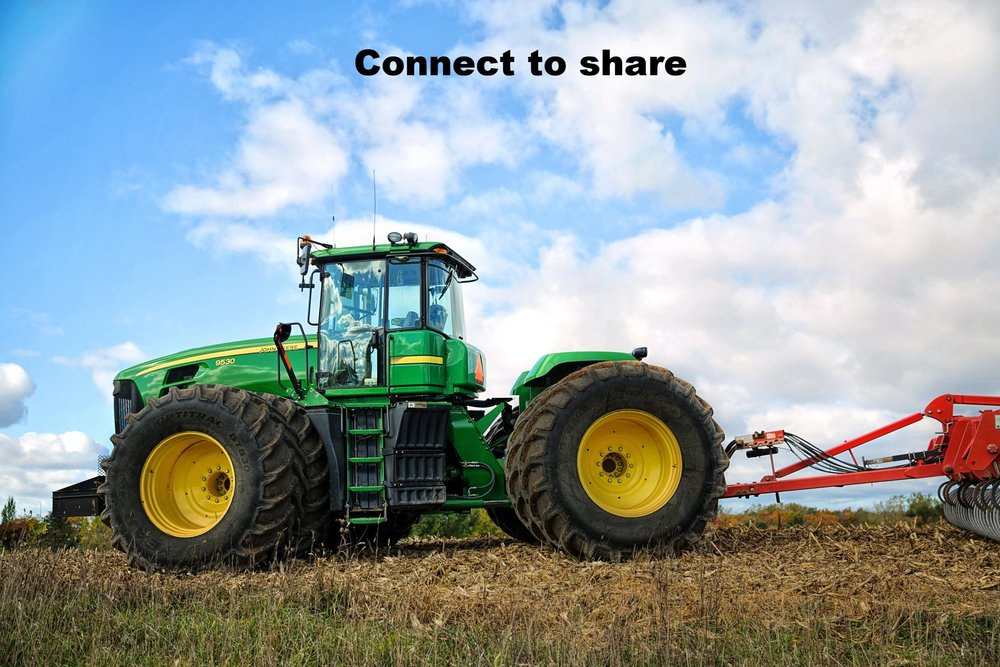 Capital investments such as farm equipment (e.g tractors) and livestock are expensive for small holder farmers. Nevertheless this equipment is essential to their growth and stability. Connect to share allows small holder farmers to share resources and increase dependable productivity.