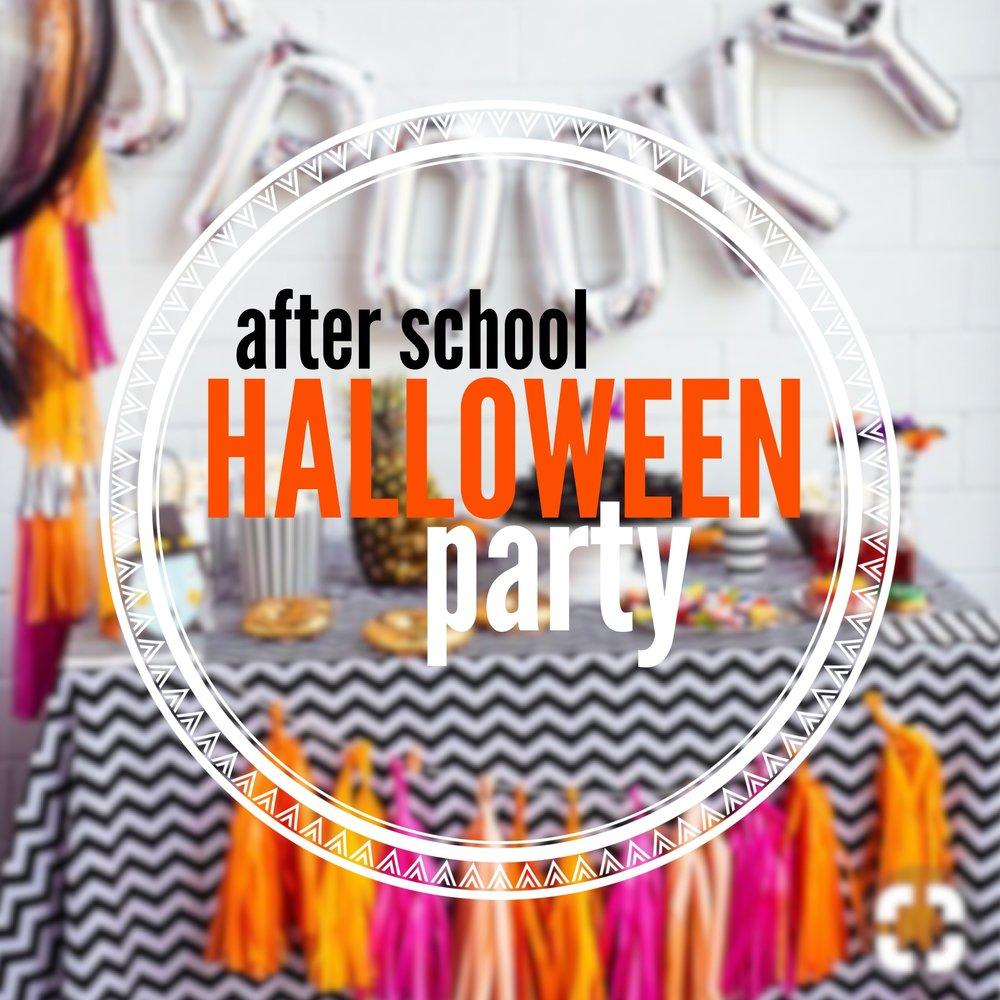 AFTER SCHOOL HALLOWEEN PARTY .jpg