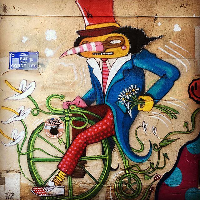 Street Art in Le Panier #marseille #lepanier #streetart