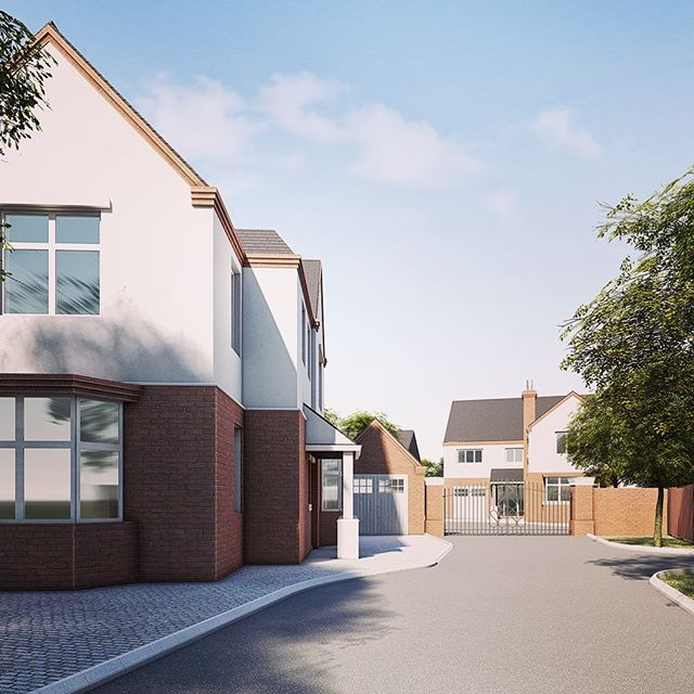 Preview of another new development we are launching soon.. Sales and marketing exclusively by Hortons! Located in Humerstone, Leicester. Starting at £300,000.