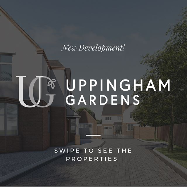 NEW DEVELOPMENT IN HUMBERSTONE!