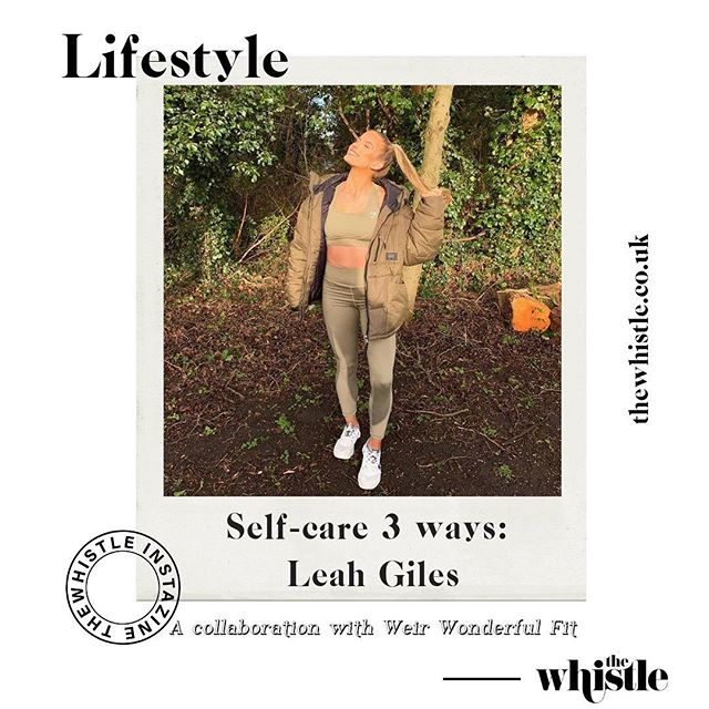 The Whistle presents Self-care: Three ways. In collaboration with @weirwonderfulfit. We speak to three local people about their self-care journey, because we think you should look after yourself this Valentine's Day. Swipe left to hear Leah's story @leahhgiles