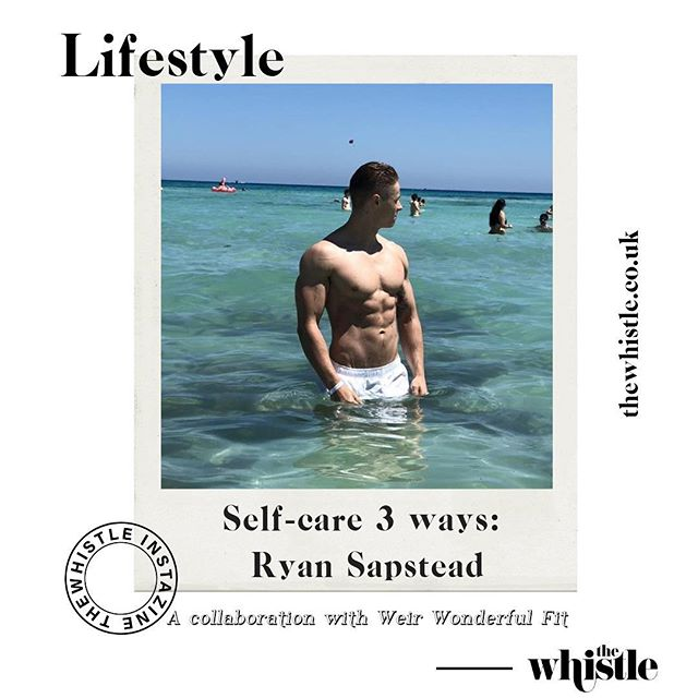 The Whistle presents Self-care: Three ways. In collaboration with @weirwonderfulfit. We speak to three local people about their self-care journey, because we think you should look after yourself this Valentine's Day. Swipe left to hear Ryan's @ryansapsteadpt story